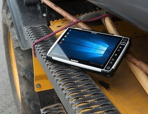 immagine dell'Handheld Algiz 10X tablet