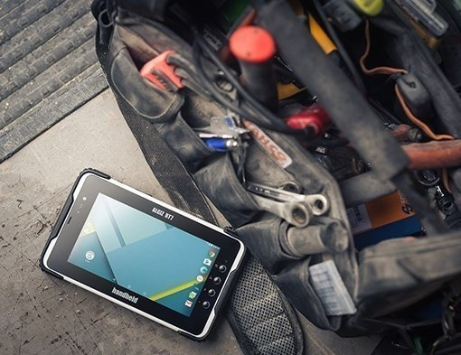 immagine dell'Handheld Algiz RT7 rugged tablet - Android