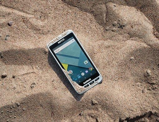 foto del Handheld nautiz x2