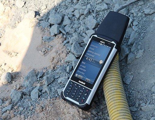 foto dell'Handheld Nautiz X8