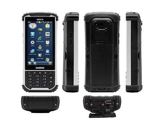 foto dei lati dell'Handheld Nautiz X8
