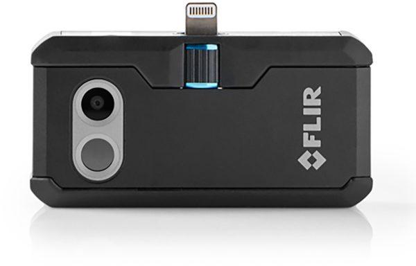foto della termocamera per FLIR One Pro