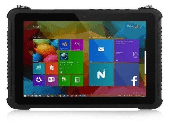 immagine del Tablet rugged da 10 pollici QT100