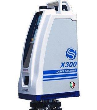 foto dello Stonex X300