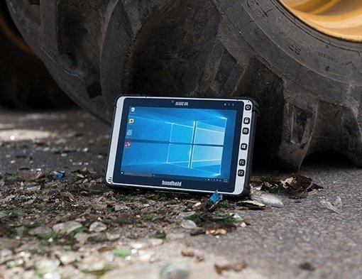 immagine dell'Handheld Algiz 8x rugged tablet