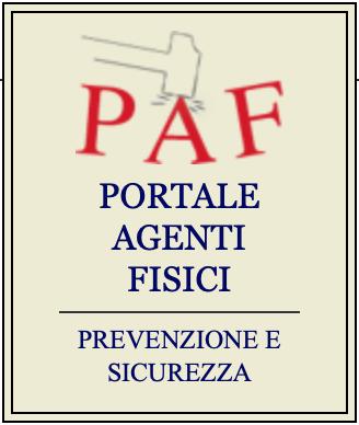 logo del portale agenti fisici